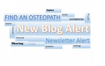 City Osteopath's Winter 2016 Newsletter