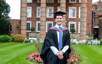 Aeronautical Engineer to Osteopath to Rising Star