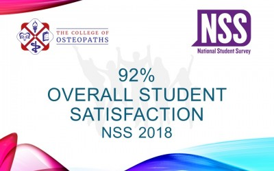 92% Overall Student Satisfaction Levels